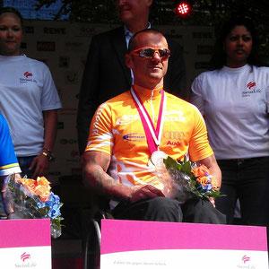 Siegerehrung Hannover Halbmarathon
