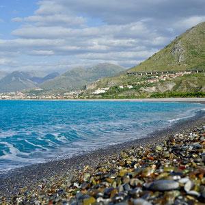 Strand von Praia a Mare