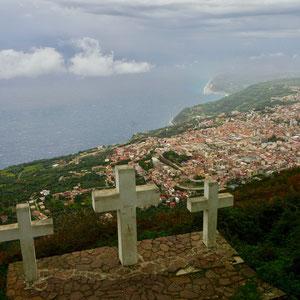Aussicht vom Monte Sant'Elia