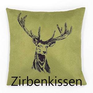 Zirbenkissen Shop