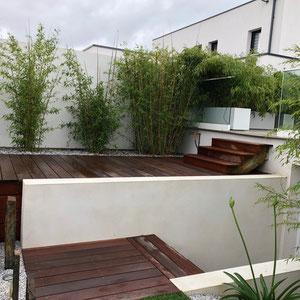 Rénovation et extension d'une Maison  à Vaux sur Mer
