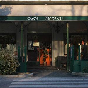 "Gradisca d'Isonzo, Caffè ""Emopoli"""