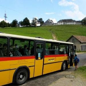 Bus nur Sommersaison