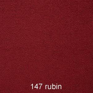 Teppich: Rips-meliert in der Farbe 147 rubinrot für Messen, Events und Veranstaltungen von expoCarpets & more