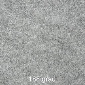 Teppich: Rips-meliert in der Farbe 188 grau für Messen, Events und Veranstaltungen von expoCarpets & more