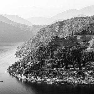 Morcote, das schönste Dorf der Schweiz
