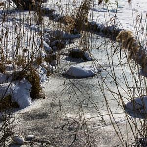 Winterstimmung am Lützelsee