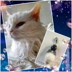Nubbie, in liebevoller Erinnerung begleitet sie nun ihre Besitzer in einem kleinen Engel