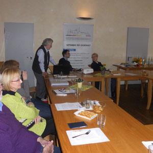 W. Philipp informiert über aktuelle Lage in PL