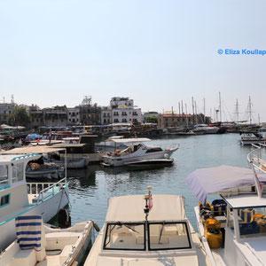 Kerynia harbour