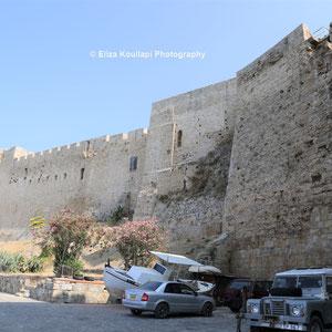 Kerynia castle