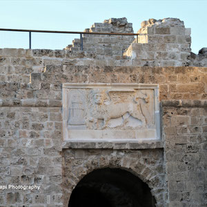 Othello Castle, Famagusta