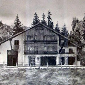 Firmengebäude 1970