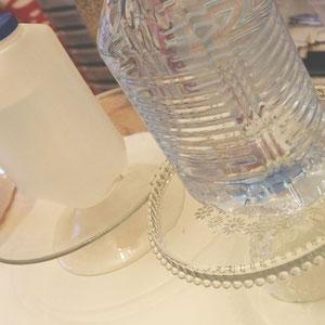 Bügelwasserbehälter sind cool schwer