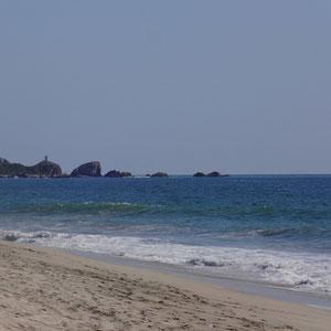 Top-Surf-Spot ohne Wellen...