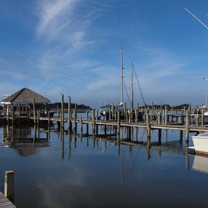 Hafen von Ocracoke
