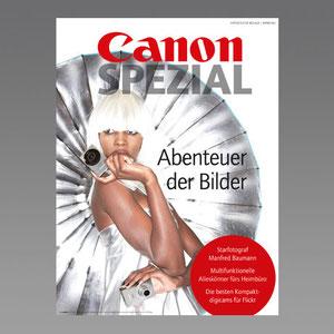 Kundenmagazin Canon 2007