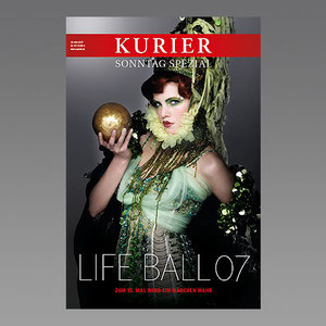 KURIER Sonderbeilage LIFE BALL