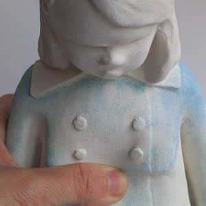sculpture en mousse souple
