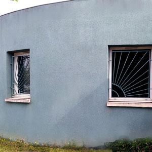 grilles de protection pour fenetre