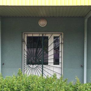 grilles de protection pour portes