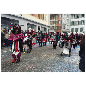Fasnacht Liestal (2015)