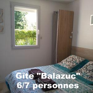 Gîte Balazuc 6/7 personnes - à Pradons près de Ruoms en Sud Ardèche