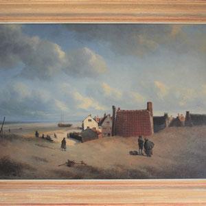 WILLEM LODEWIJK ANDREA (1817-1873)   Taxatiewaarde: 4.250,= euro