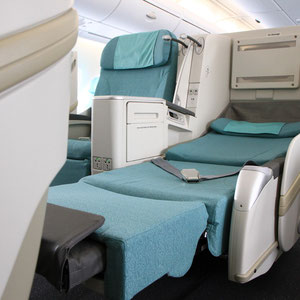 Korean Airlines Prestige Class