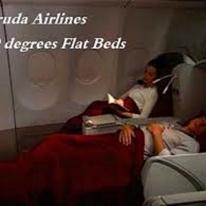Garuda Indonesia Business Class