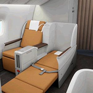 Kenya Airways Premier World