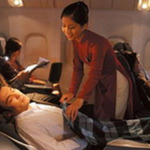 Vietnam Airlines Business Class