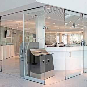 Schiebewandsysteme - Prätzlich Team Profi Glas GmbH