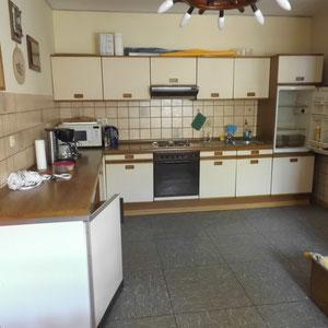 Die Küchenzeile