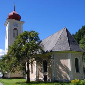 Evang. Kirche Eisentratten