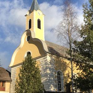 Trebesinger Kirche