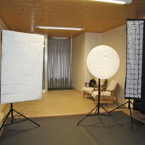 Das neoe Studio ist nun komplett.