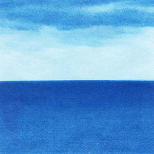 Himmel und Meer, No. 1, Hellas