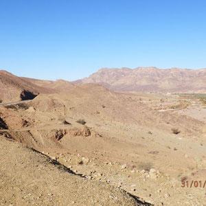 Het gaat steeds meer op de woestijn lijken