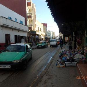 Nog steeds gewoon vieze straten