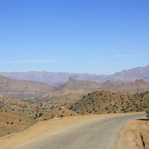 Onderweg naar Tafroute