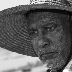 Myanmar people - Bauer in der Umgebung von Mandalay