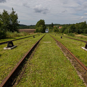 Polen - der Oberlanderkanal in der Nähe von Elblag
