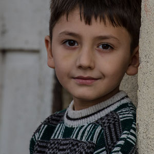 Azerbaijan - Junge in Quba
