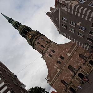Lettland - Eindrücke aus Riga - Petrikirche