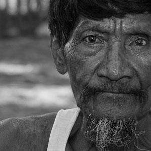 Myanmar people - alter Mann