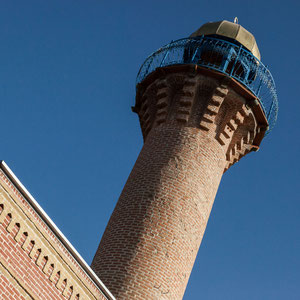 Azerbaijan / Aserbaidschan - Moschee in der Hauptstadt - Autonomen Republik Naxçivan