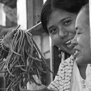 Myanmar people - Frauen