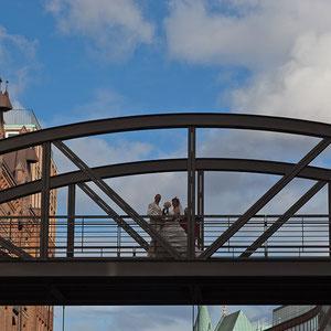 Hamburg - Hochzeit in der Speicherstadt