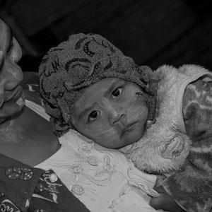 Myanmar people - Mutter und Kind